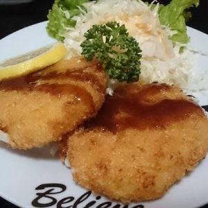 里山カレー ¥600